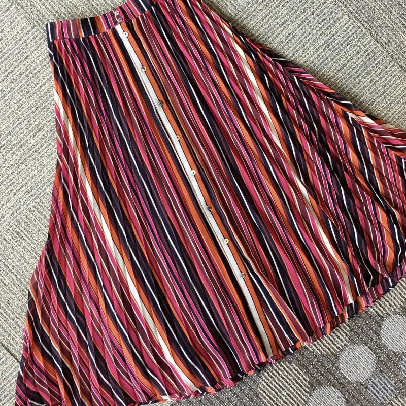 Daniel Rainn Lined Skirt
