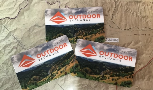 $100.00 Outdoor Exchange Gift Card - You Save 15%  and support a local business!<br /> Call the Shop 208-297-7002 to order your gift card today!