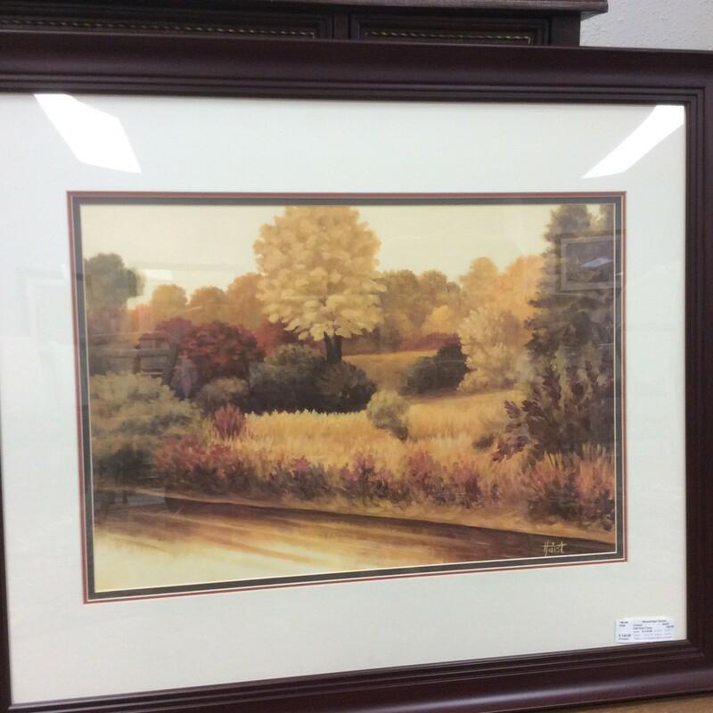 Fall Field /Trees