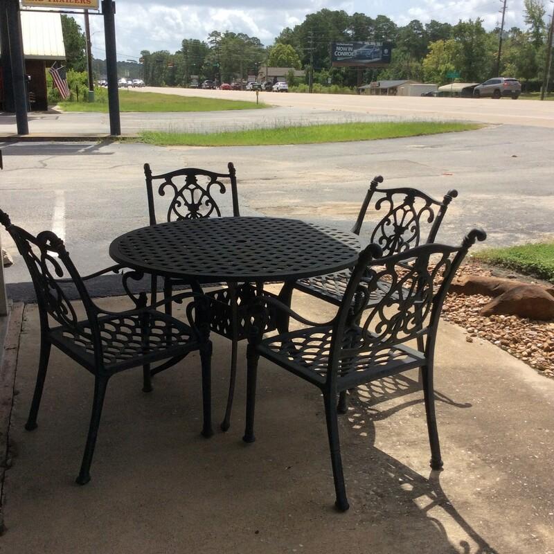 5Pcs Outdoor Dining Set