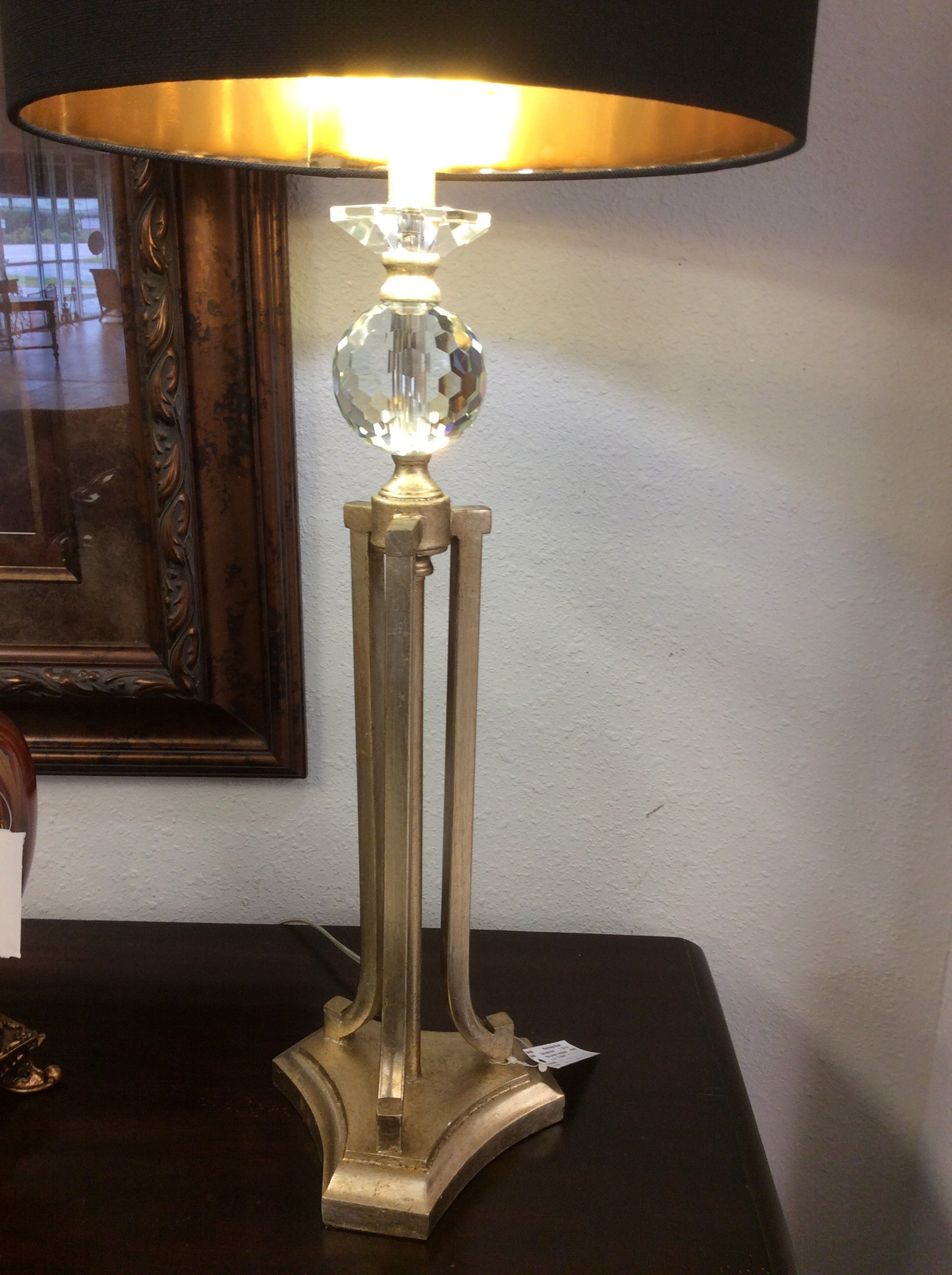 This is a beautiful pair of lamps!