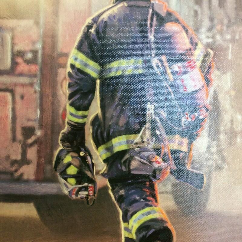 Kinkade Firefighter COA#