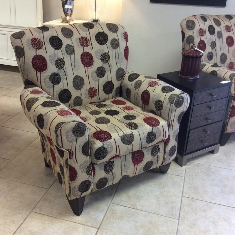 Sitting Chair W/Pattern