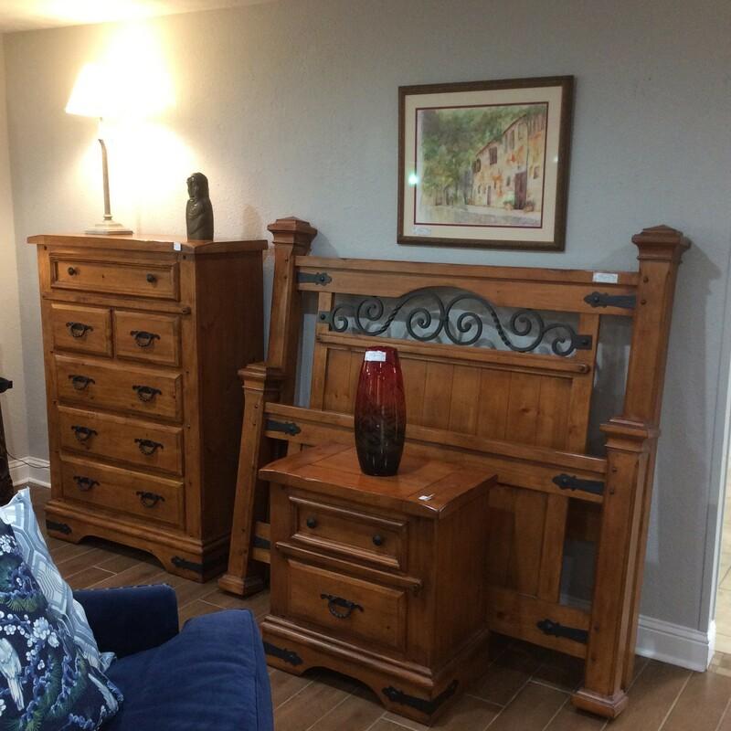 3 Pc Bedroom Set-SamLawre