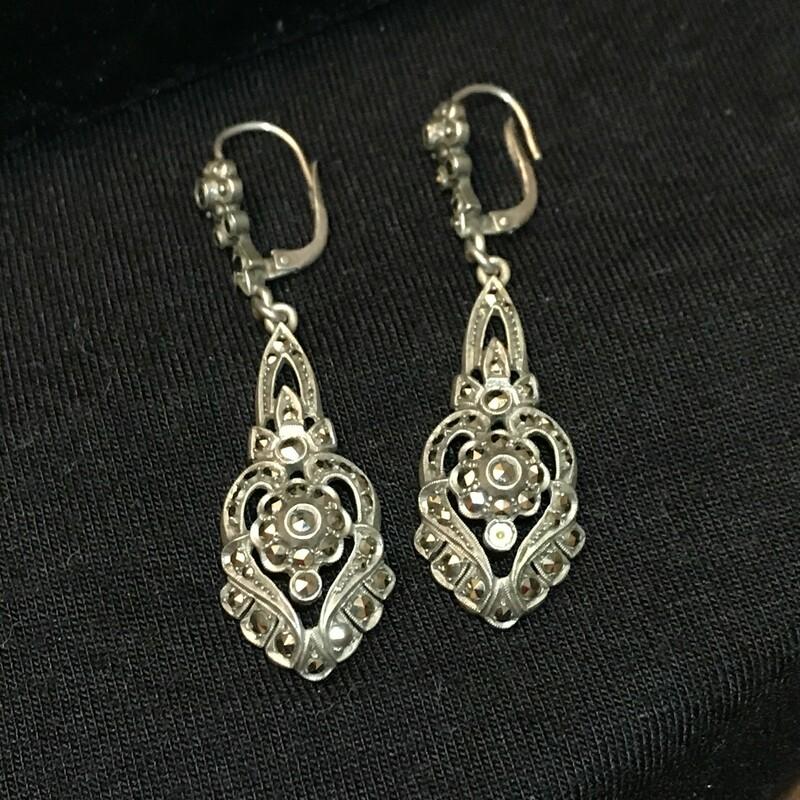 Sterling Vintage Earrings