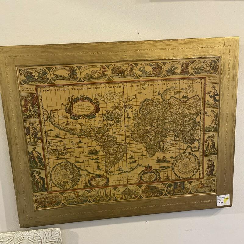 Diez Himmelsbach Map Art