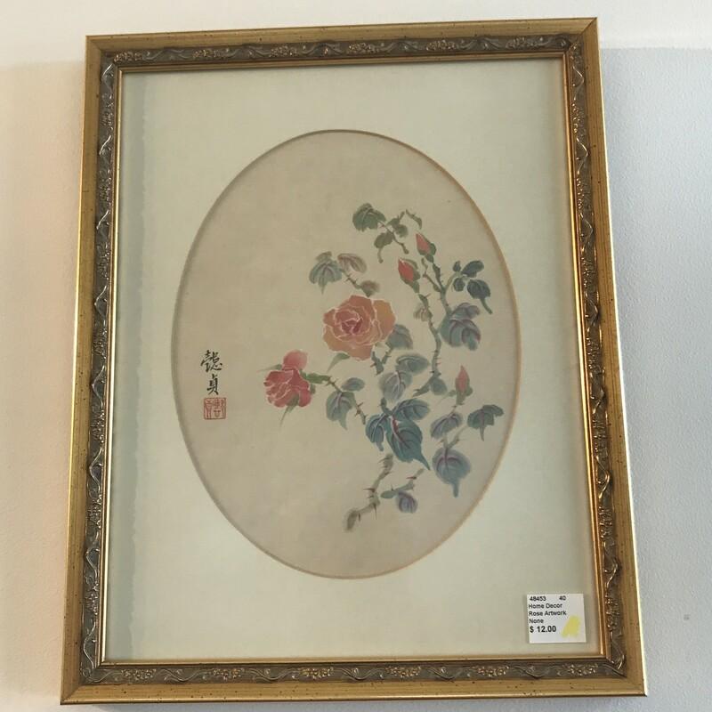 Rose Artwork