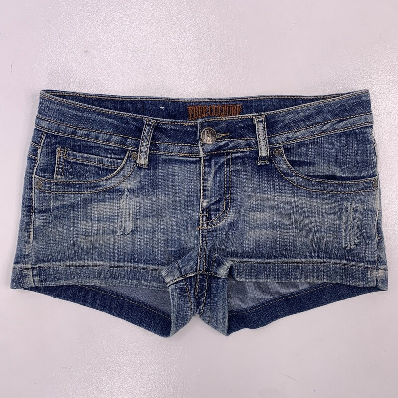 Free Culture Denim Shorts