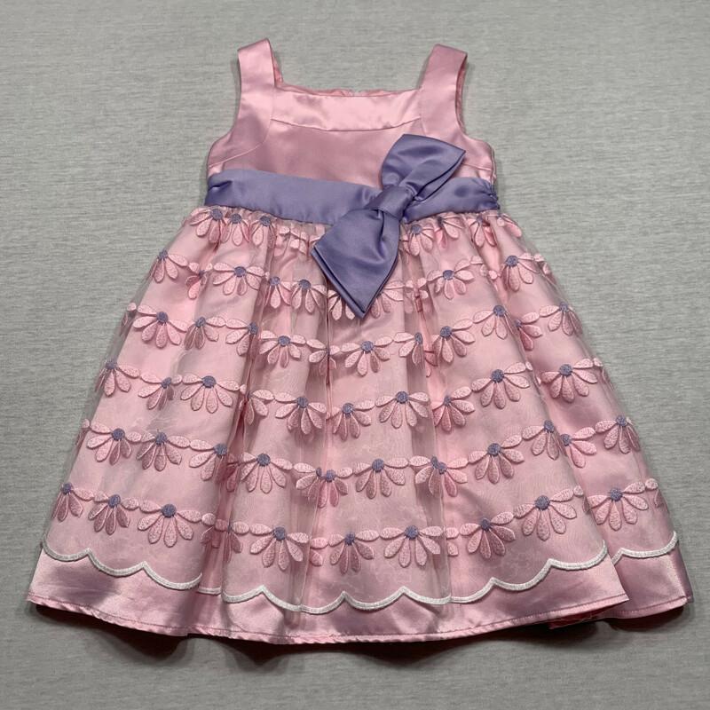 Chiffon/satin Dress