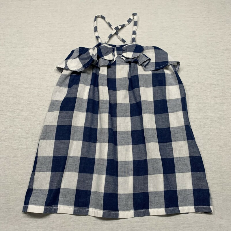 New Checked Dress