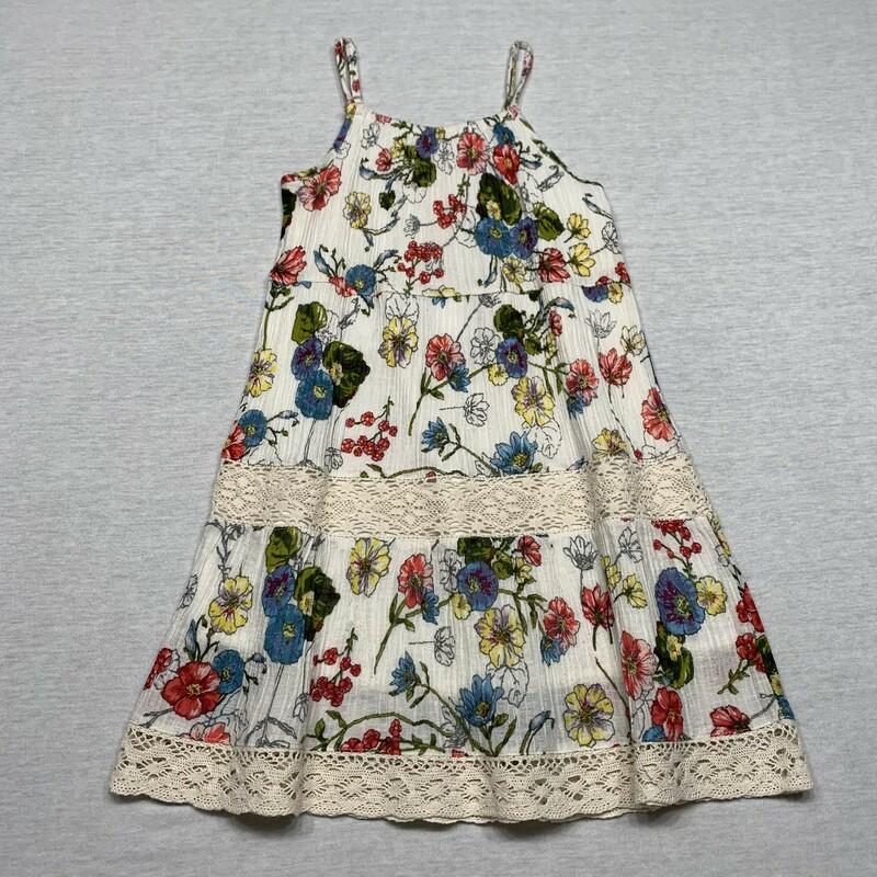 New Floral Dress