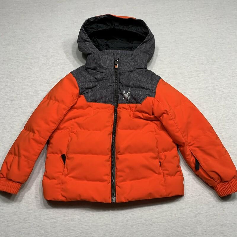 *Spyder Coat