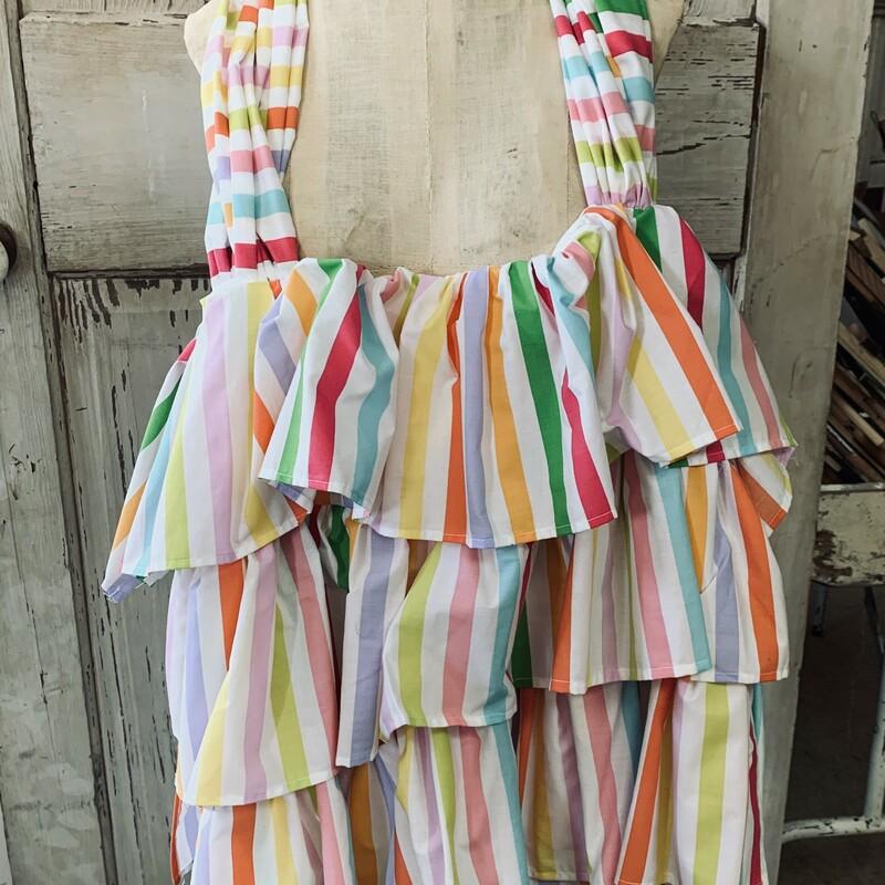 Handmade Ruffle Bag