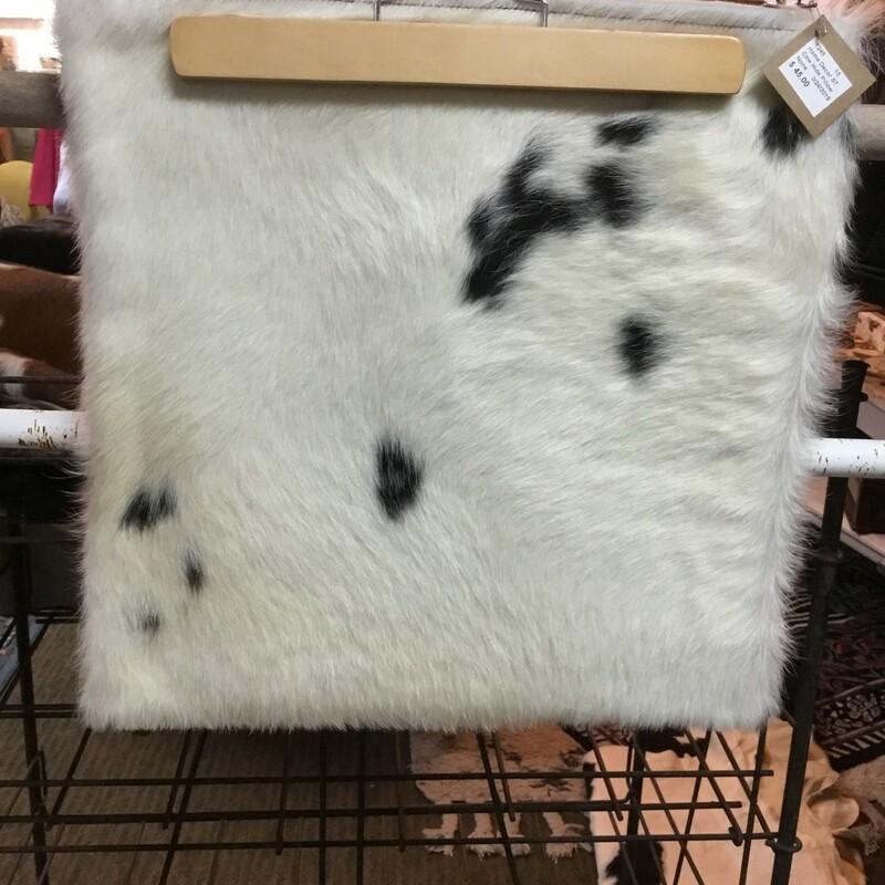 Cow Hide Pillow