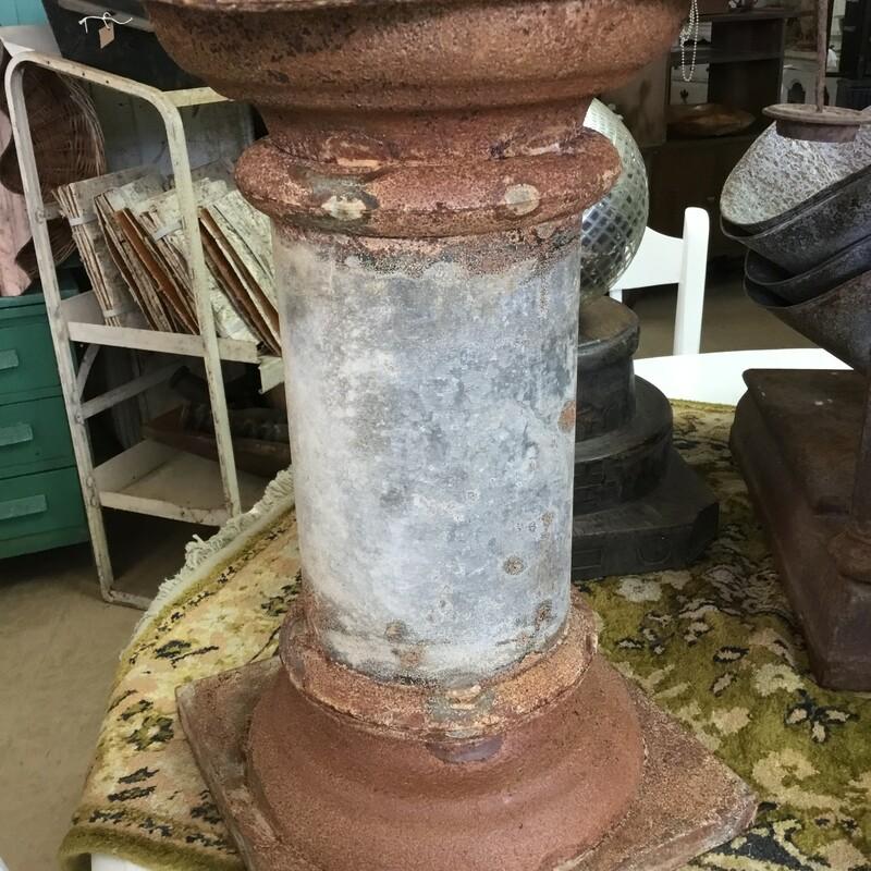 Round Column Pedestal