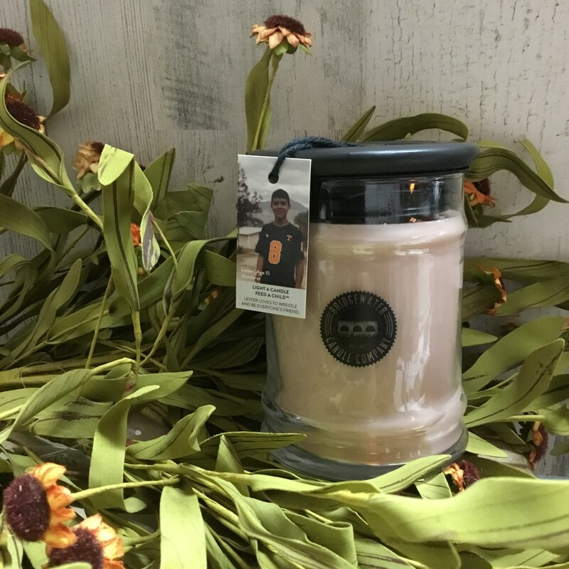 Sm Sweet Grace Candle