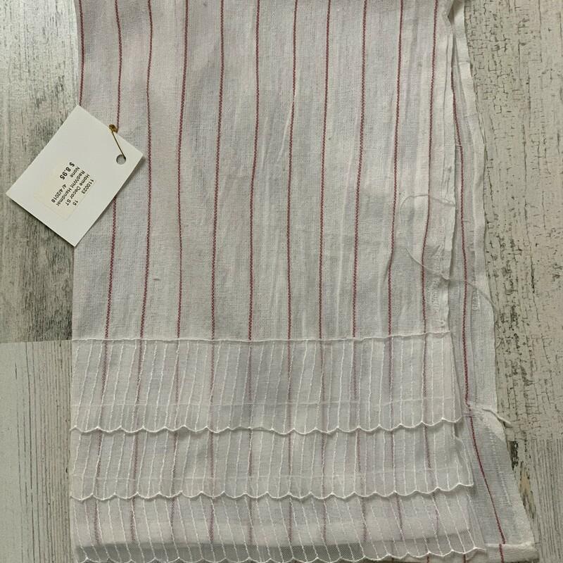 Red&White Tea Towel