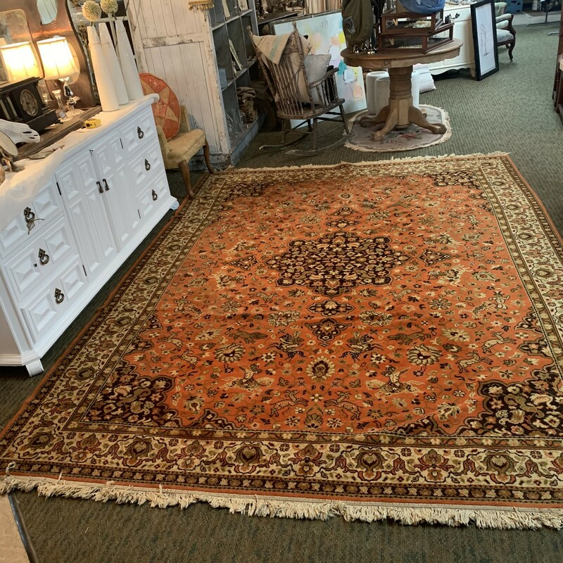 Xlg Floral Rug 144x106