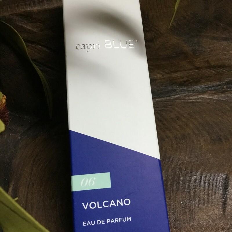 Volcano Perfume