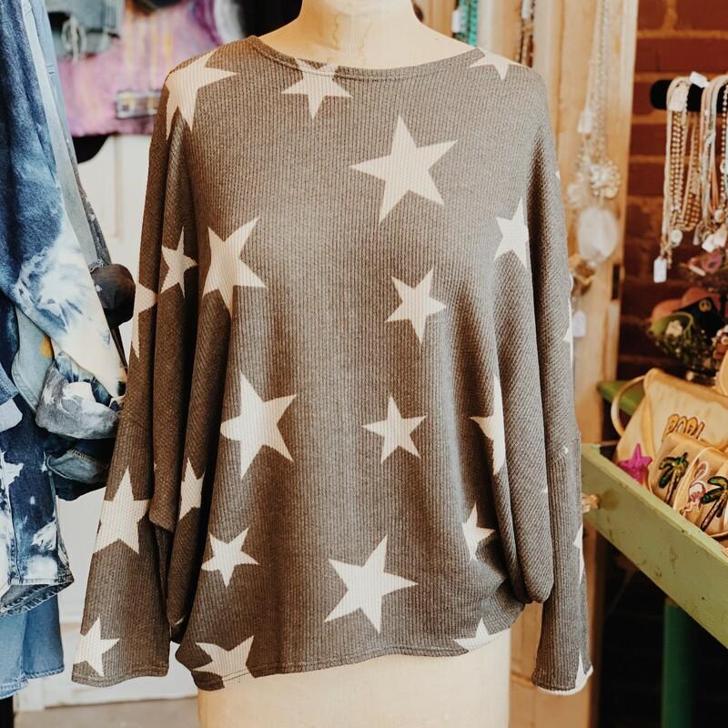Olive Star Shirt