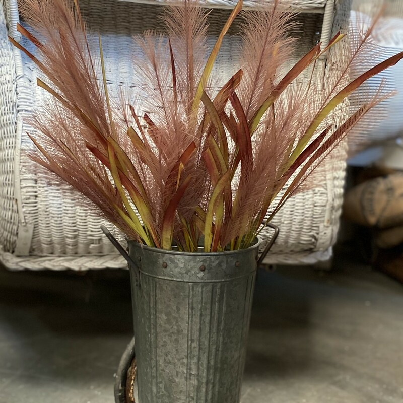 Beautiful 31inch Brown Pampas Grass stem This stem adds a nice touch of Boho decor to your home