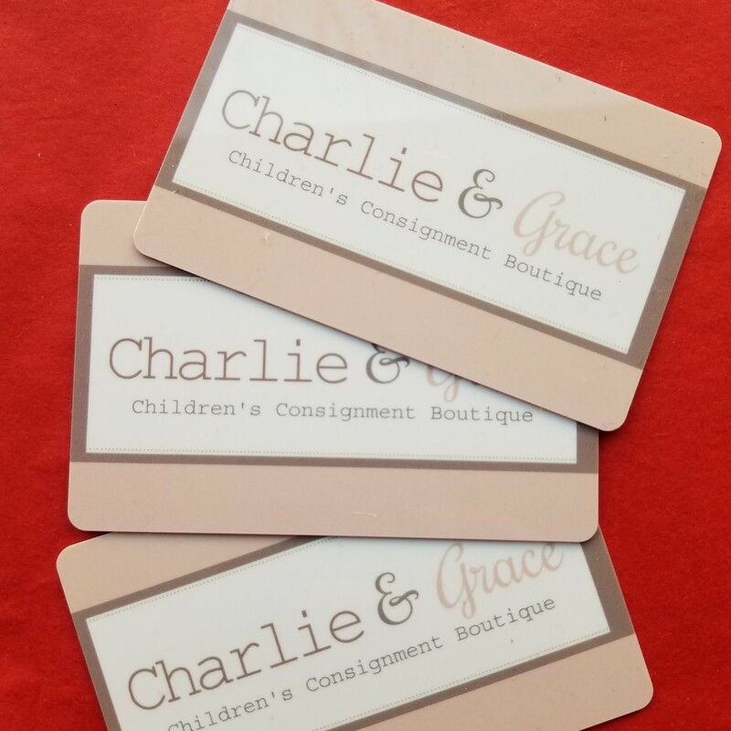 Gift Cards $50.00