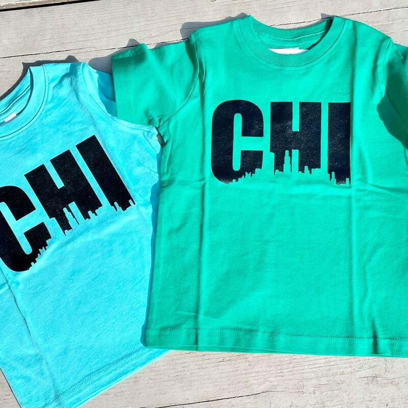 Doj Chi T-shirt Green