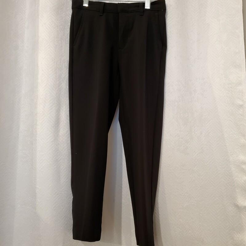 *Chaps Dress Pants, Black, Size: 7