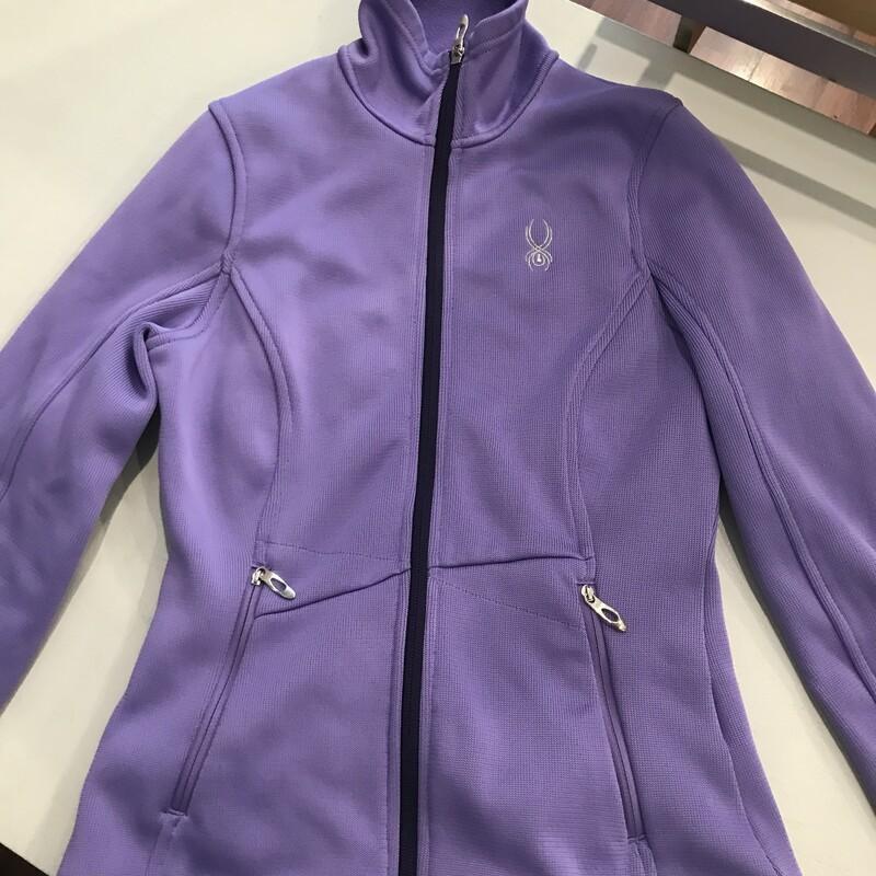 *Spyder Fleece Purple
