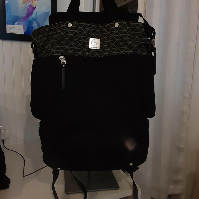 *Ergobaby Diaper Bag