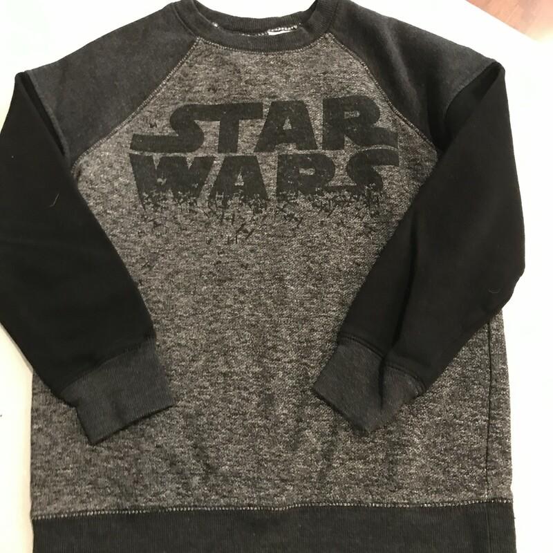*Star Wars Sweater, Size: 6-7