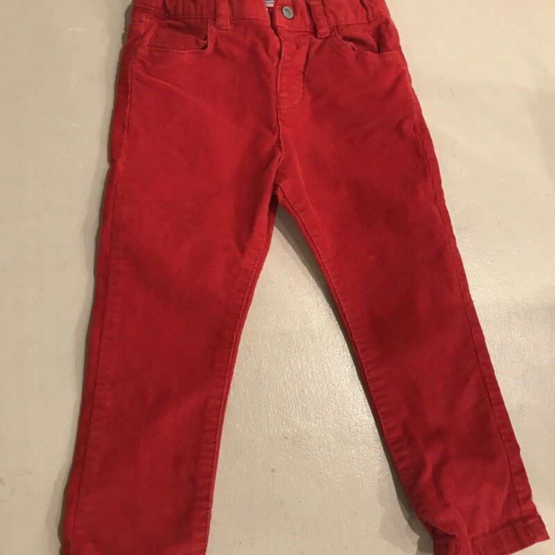 *Mayoral Cord Pant, Size: 2