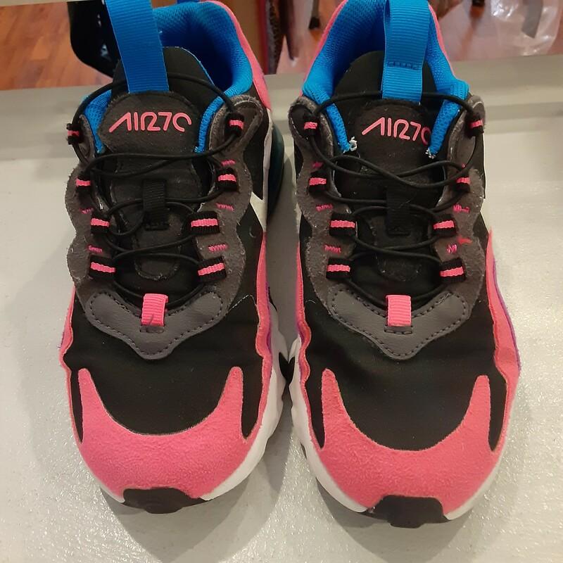 *Nike Sneaker Pink/black