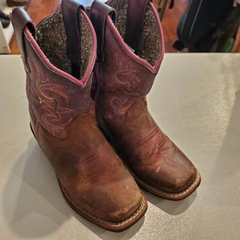 Dan Post Western Boot