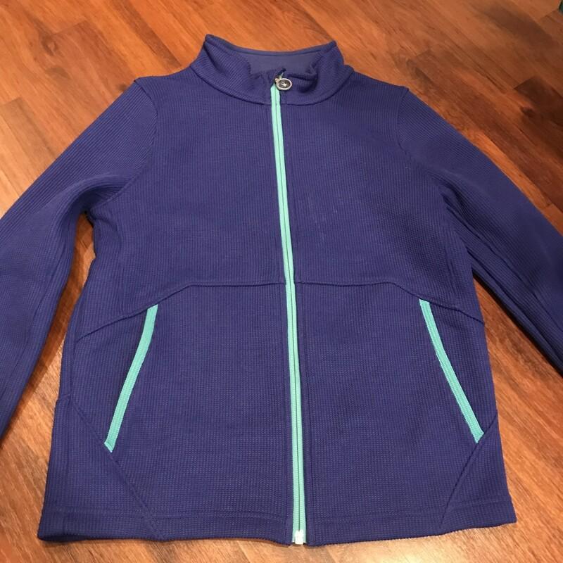 *Spyder Jacket Blue