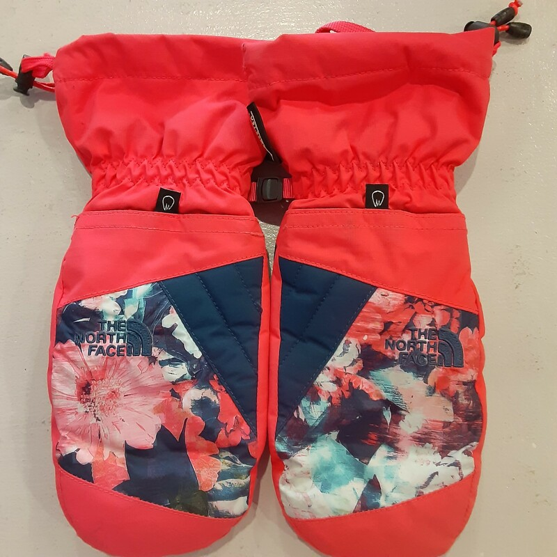 *North Face Mittens Flora