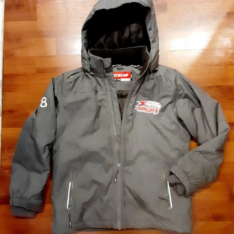*CCM Custom Coat, Size: 10-12