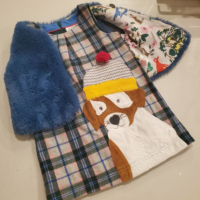 Boden Wool Pinafore/vest