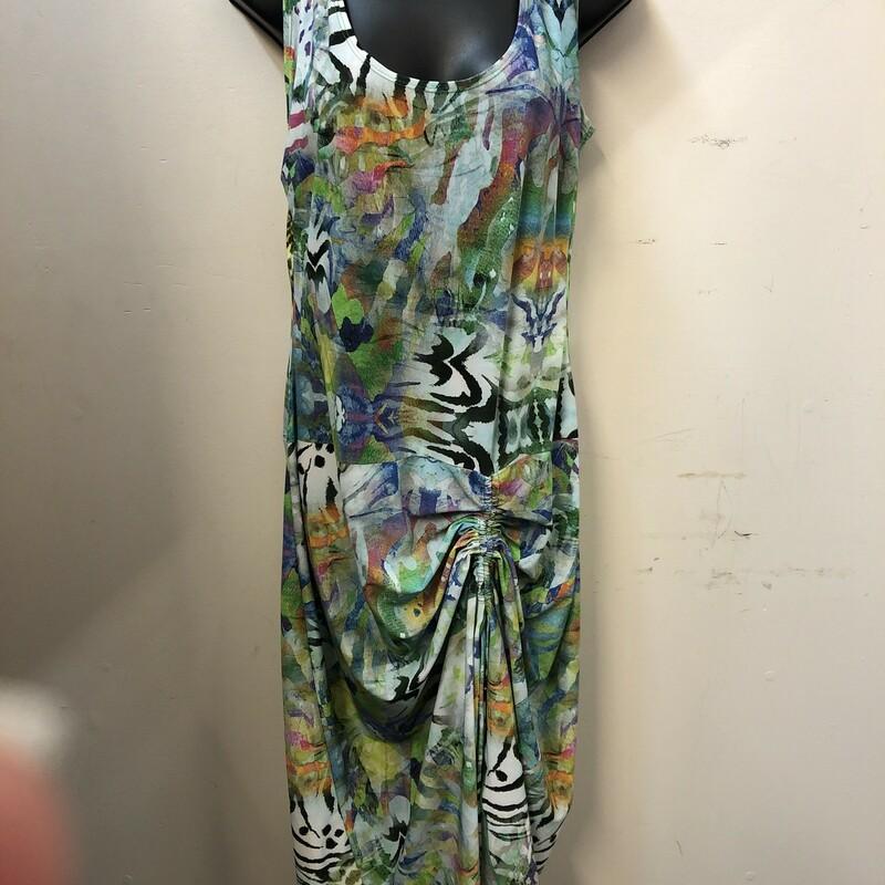 Multi Print Dress