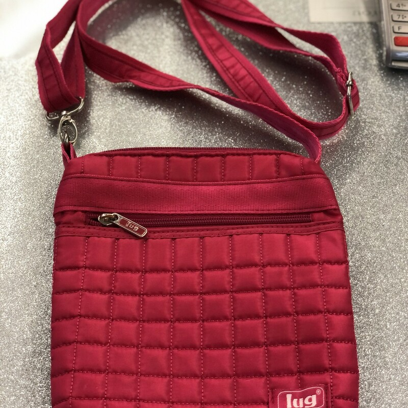 Small Quilted Crossbody