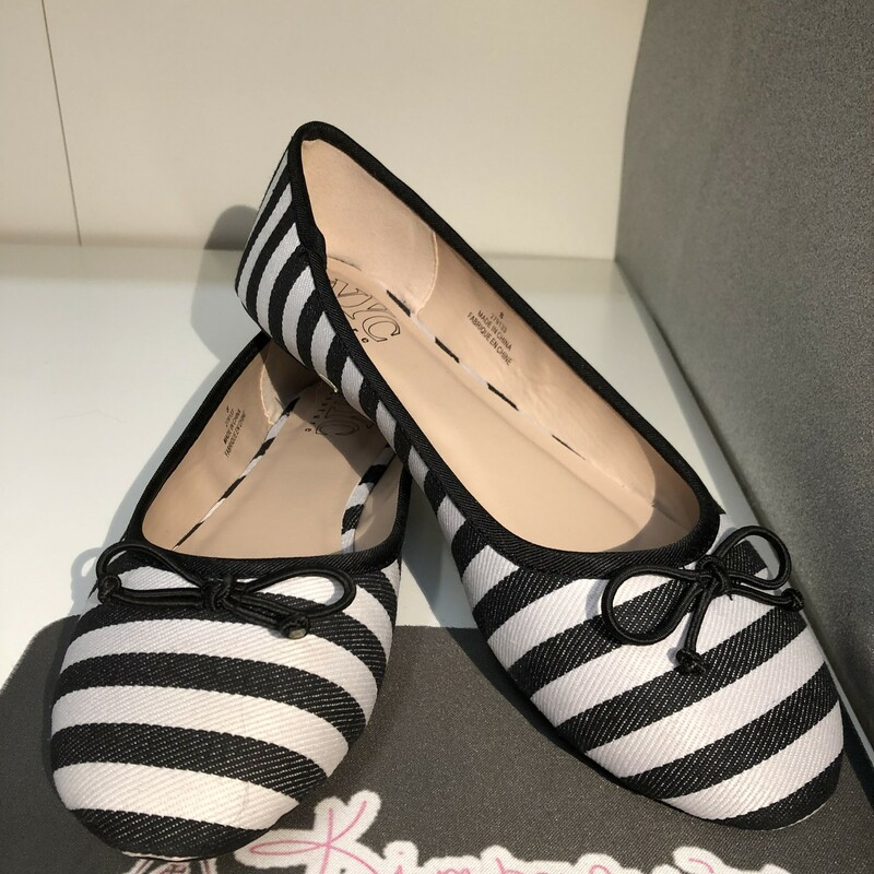 Stripe Flats