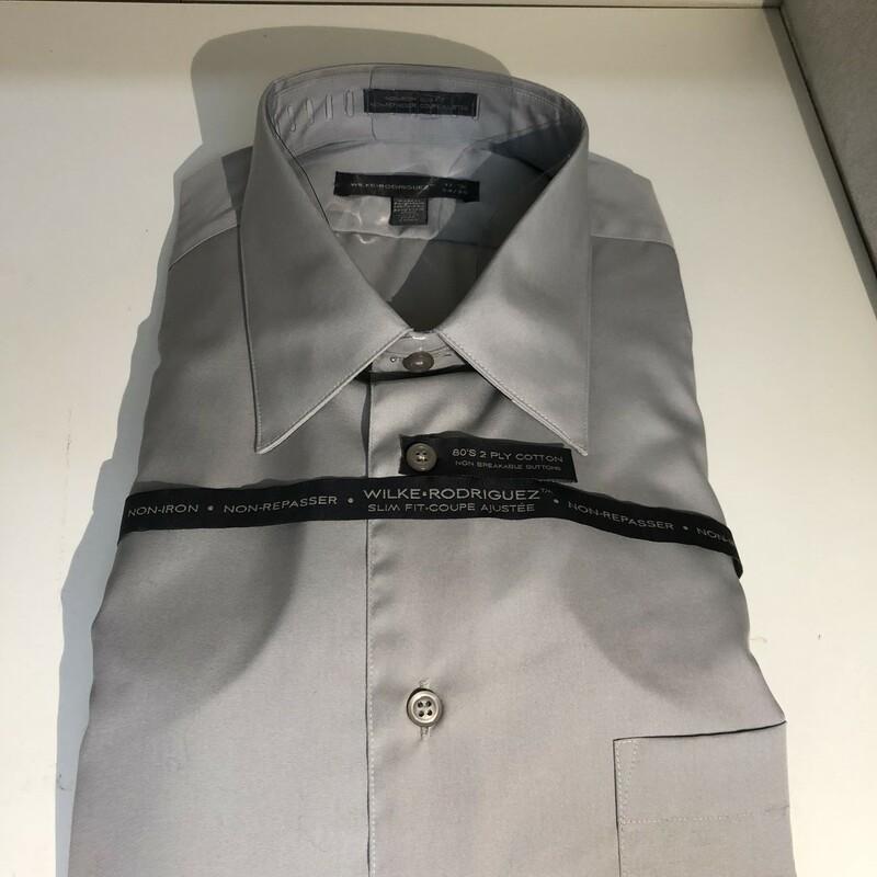 Mens New Shirt 17.5