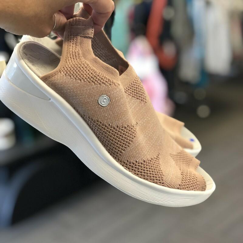 Soft Wedge Sandals