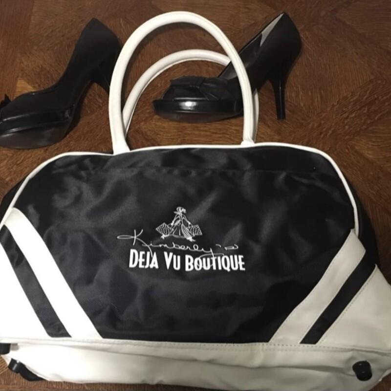 Awesome Retro Duffle Bag