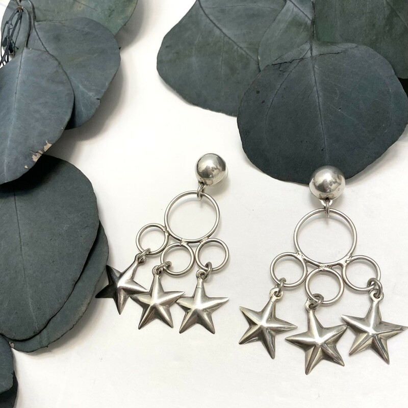 .925 Chandelier Earrings