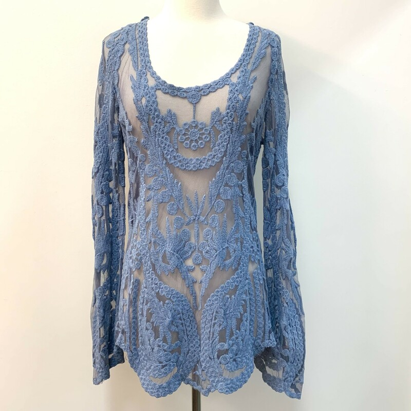 Sisters Floral Lace Top