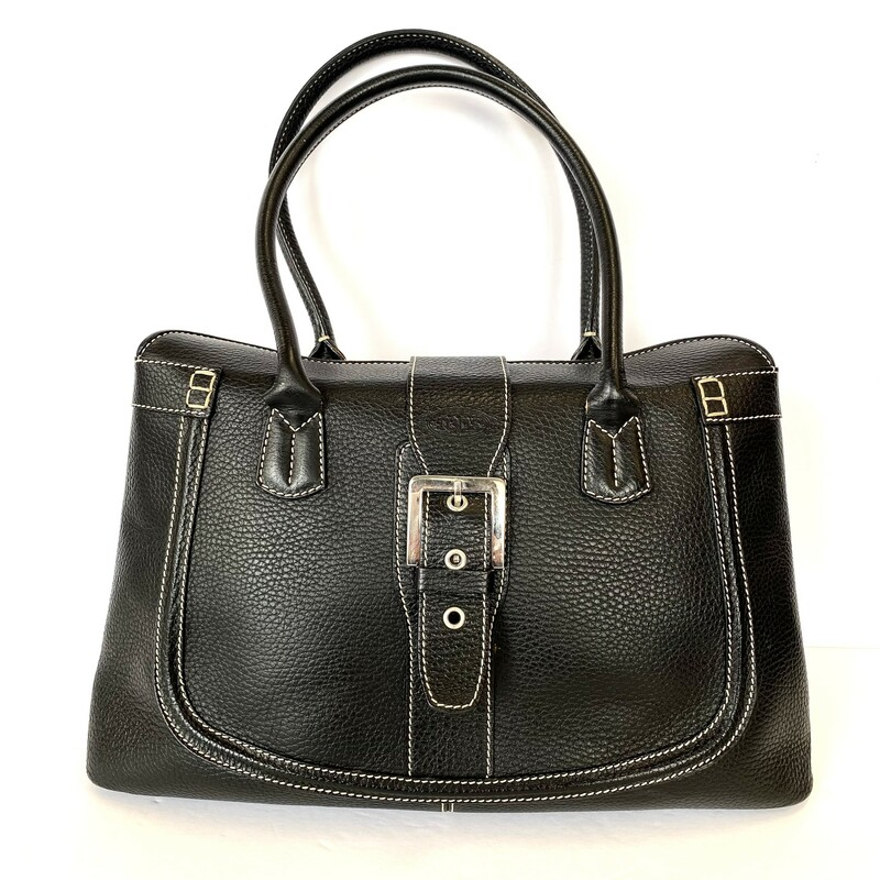 Tods Leather Hand Bag