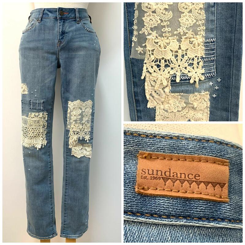 Sundance Magnolia Jeans