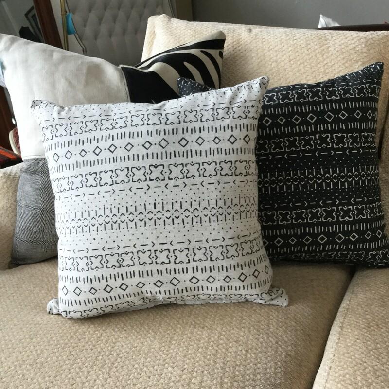 Safari Pillow 1
