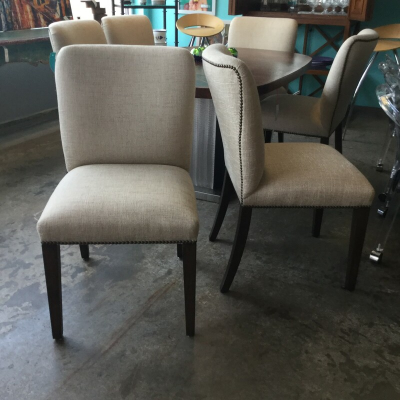 Dining Chairs - Fabric